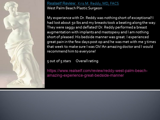 Breast Lift West Palm Beach Review - West Palm Beach Breast Lift Review