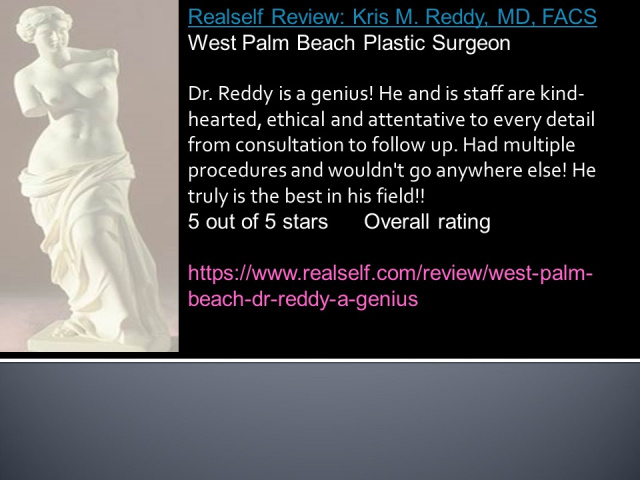 West Palm Beach Rhinoplasty Review - Nose Surgery West Palm Beach Review