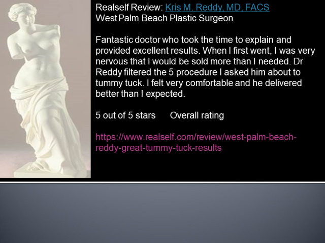 Tummy Tuck West Palm Beach Review - West Palm Beach Tummy Tuck Review