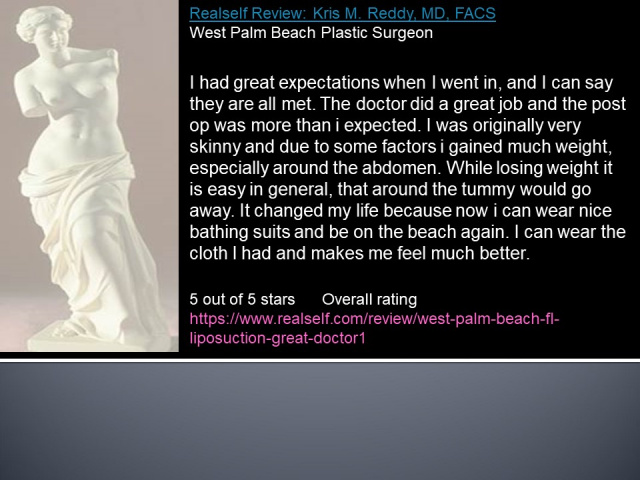 Liposuction West Palm Beach Review - West Palm Beach Liposuction Review